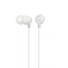 SONY sluchátka MDR-EX15LP, bílé