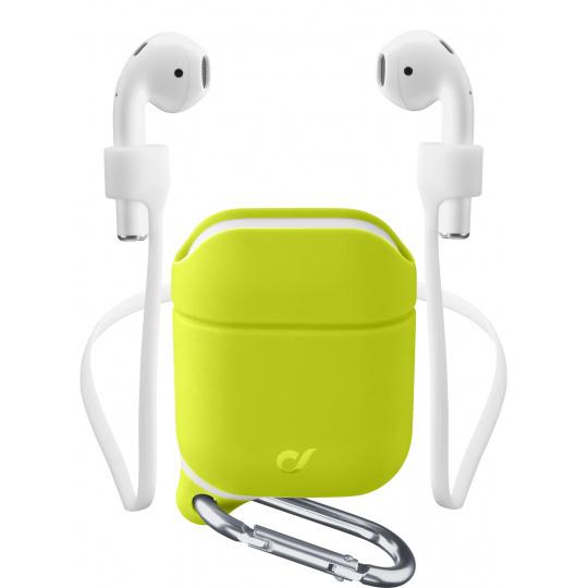 Kryt Cellularline Sprint AirPods s držákem sluchátek