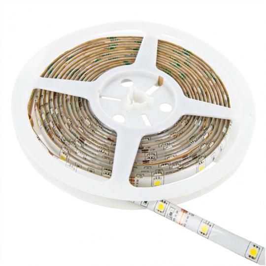 WE LED páska SMD35 5m 120ks/m 9,6W/m zelená