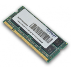 SO-DIMM 2GB DDR2-800MHz PATRIOT CL6
