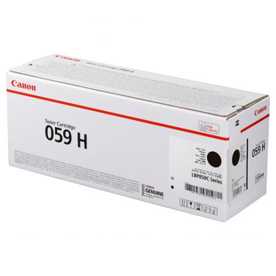Canon CRG 059 H Black