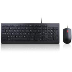 Lenovo KB MICE_BO Essential Wired Combo DE