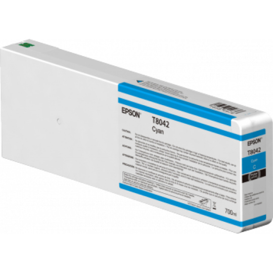 Epson Cyan T804200 UltraChrome HDX/HD 700ml