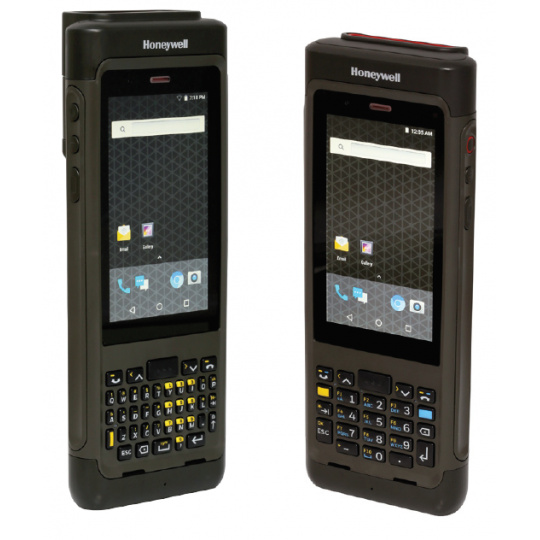 Honeywell - CN80/3GB/32GB/QWERTY/EX20NearFarImager/NoCam/WLAN/BT/And7GMS/CP/ColdStorage