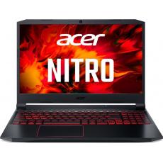 """Acer Nitro 5 - 15,6""""/i5-10300H/2*8G/1TBSSD/GTX1650Ti/144Hz/W10 černý"""