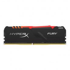 16GB DDR4-3000MHz CL15 HyperX Fury RGB