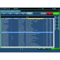 SW Prodejna SQL (S4) - Centrála pro Money S4