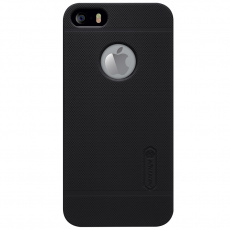 Nillkin Frosted Kryt Black pro iPhone 5/5S/SE