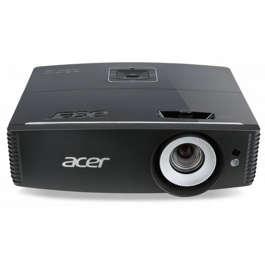 Acer DLP P6600 - 5000Lm, WUXGA, 20000:1, HDMI, VGA, RJ45, USB, černý