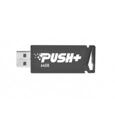 64GB Patriot PUSH+  USB 3.2 (gen. 1)