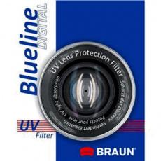 Braun UV BlueLine ochranný filtr 62 mm