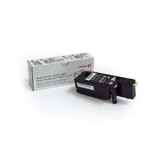Xerox toner pro WC 6025/6027 a P 6020/6022, Magenta
