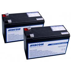 Bateriový kit AVACOM AVA-RBC32-KIT náhrada pro renovaci RBC32 (2ks baterií)