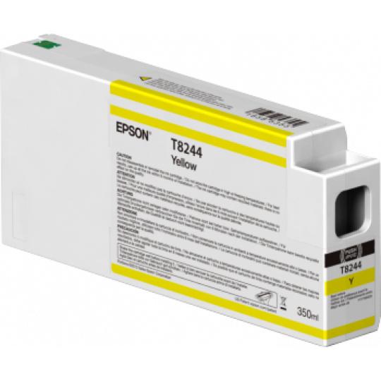 Epson Yellow T824400 UltraChrome HDX/HD 350ml