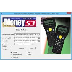 Software XMXMON klient Ms3, Mg3, Mv3, Mc3 - do datového terminálu CPT