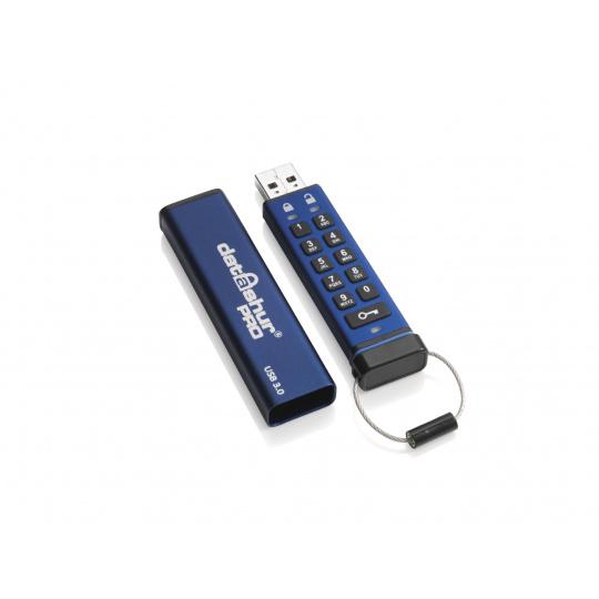 Flashdisk šifrovaný datAshur Pro USB3 256-bit 64GB
