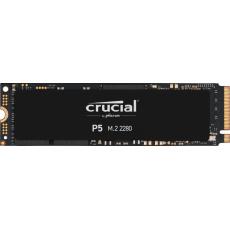 Crucial P5 500GB 3D NAND NVMe