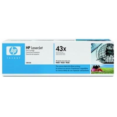 HP toner černý, smart, velký, C8543X