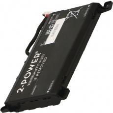 2-POWER Baterie 14,6V 5700mAh pro HP OMEN 17T-an00x, 17-an00x, 17-an01x (16 PIN konektor)