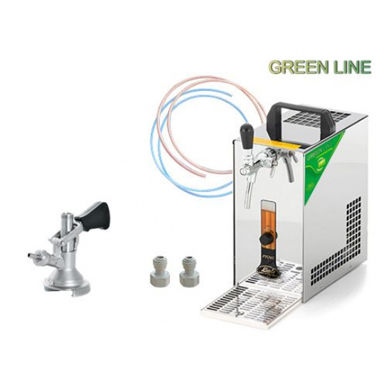 PYGMY 20/K Green Line + 1x naražeč (Plochý)