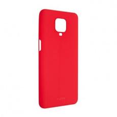 Kryt FIXED Story Redmi Note 9 Pro/9 Pro Max/Note 9S, červený