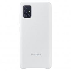 Samsung Silikonový kryt pro Galaxy A51 White