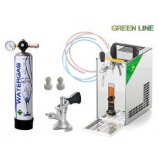 PYGMY 20 Green Line + 1x naražeč (Plochý) a CO2 mini