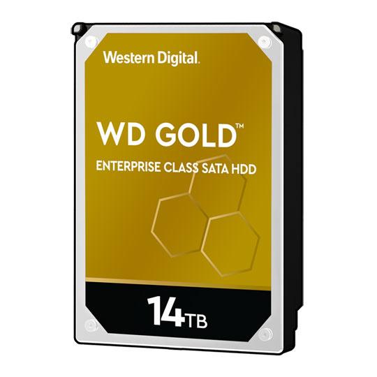 HDD 14TB WD141KRYZ Gold 512MB SATAIII 7200rpm
