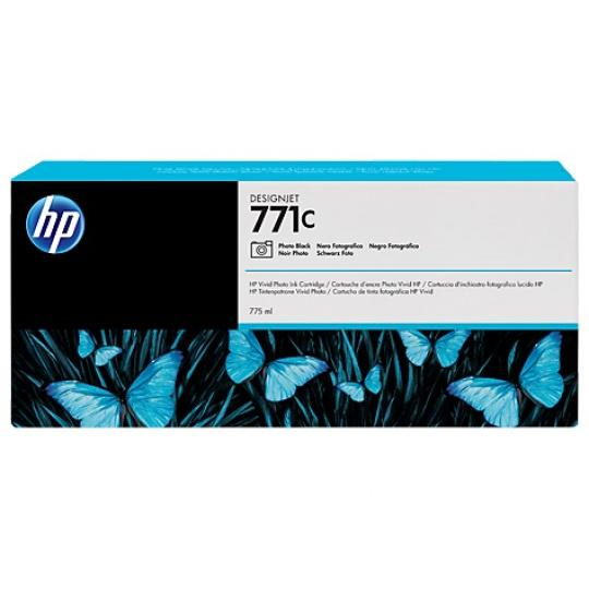 HP no 771C foto černá ink.kazeta, B6Y13A