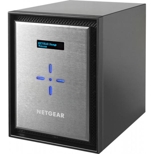 NETGEAR ReadyNAS 626X (DISKLESS), RN626X