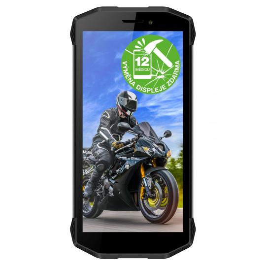 EVOLVEO StrongPhone G5, vodotěsný odolný Android Quad Core smartphone
