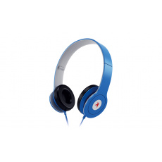 Sluchátka s mik. GENIUS HS-M450, blue