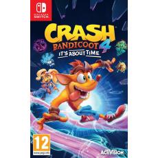 NS - Crash Bandicoot 4: It's About Time