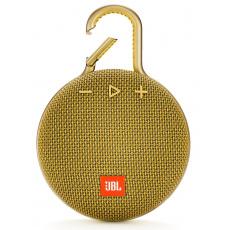 JBL Clip 3 - yellow