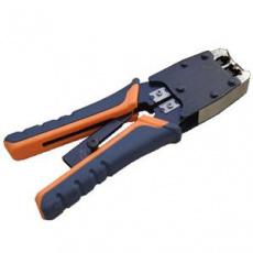 DATACOM Konektor. nástroj PROFI 6P+8P račna-rukojeť OR/BL
