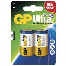 GP LR14, malé mono C, 2ks, Ultra Plus