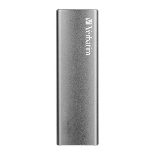 Verbatim SSD externí disk Vx500, USB 3.1 gen2, šedý, 480GB