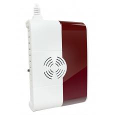 iGET SECURITY P6 - bezdrátový detektor plynu LPG/LNG/CNG, samostatný nebo pro alarm M3B a M2B