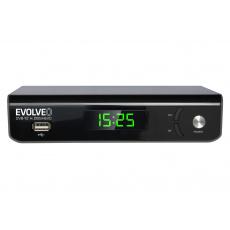 EVOLVEO Omega II, Wi-Fi HD DVB-T2 H.265/HEVC rekordér